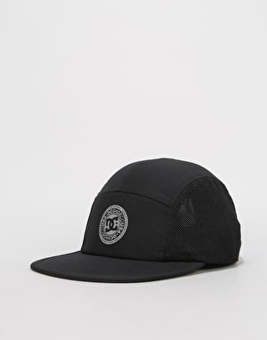 DC Toneballer 5 Panel Cap - Black