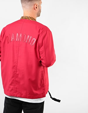Diamond Arch Jacket - Red