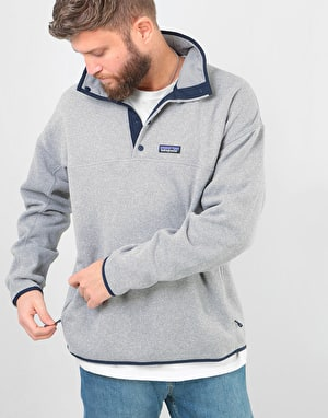 Patagonia Lightweight Better Sweater® Marsupial P/O - Feather Grey
