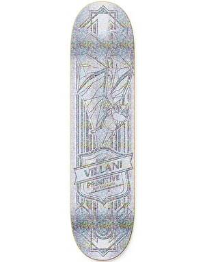 Primitive Villani Bat 'Raised Foil' Skateboard Deck - 8.63