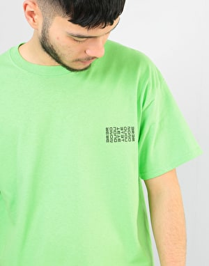 Route One Android T-Shirt - Lime