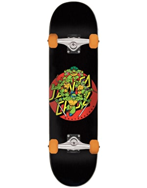 Santa Cruz x TMNT Turtle Power Complete - 7.75