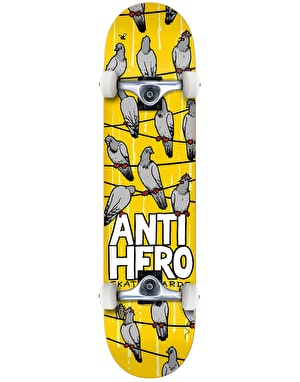Anti Hero Conference Call Complete Skateboard - 8