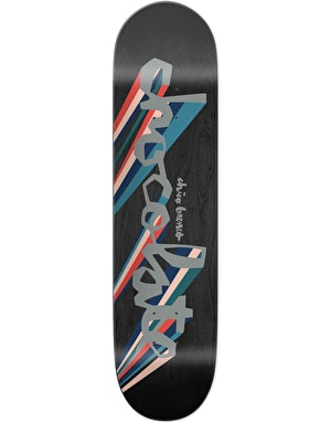 Chocolate Brenes Original Chunk Skateboard Deck - 7.875