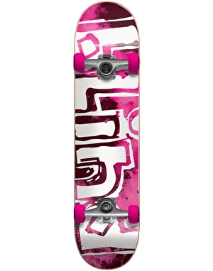 Blind OG Water Color Complete Skateboard - 7.875