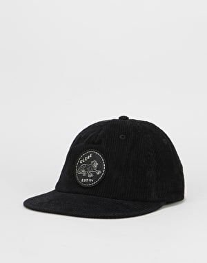 Globe Almost Cap - Black