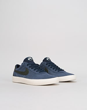 Nike SB Bruin Low Womens Trainers - Obsidian/Sequoia/Phantom