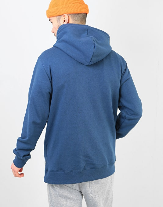 Volcom Supply Stone Pullover Hoodie - Matured Blue