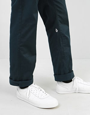 Volcom Frickin Modern Stretch Chino - Dark Navy