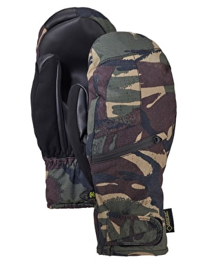 Burton GORE-TEX® Under 2019 Snowboard Mitts - Seersucker Camo