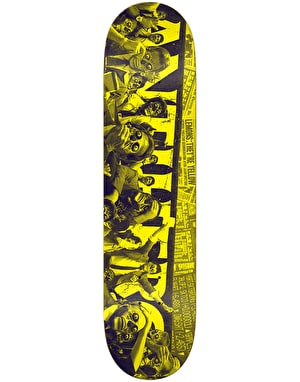 Anti Hero They Panic Skateboard Deck - 8.25