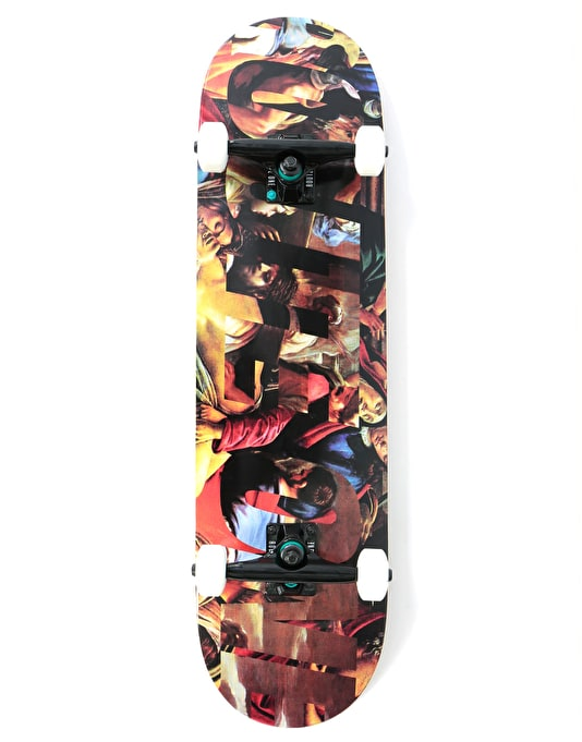 Route One Old Masters II 'Baroque' Complete Skateboard - 8.25""