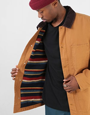 Dickies Norwood Chore Coat - Pecan