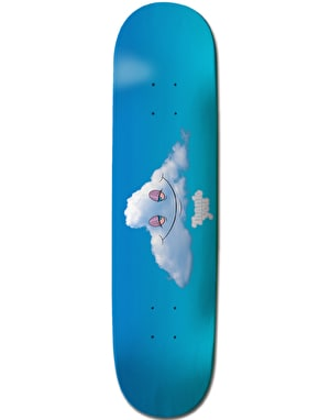 Thank You Head In The Clouds Skateboard Deck - 8