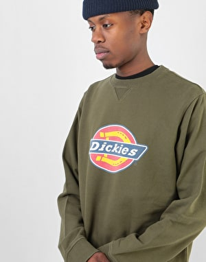 Dickies HS Sweat - Dark Olive