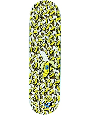 Consolidated BS Banana Skateboard Deck - 8