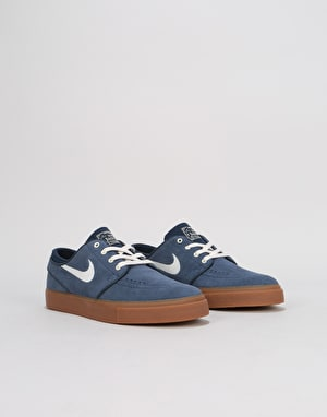 Nike SB Air Zoom Stefan Janoski Womens Trainers - Obsidian/Phantom/Gum