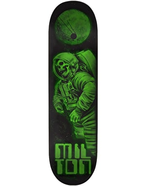 Creature Martinez Tales of Black Skateboard Deck - 8.6