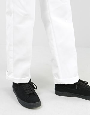 Dickies Slim Fit Work Pant - White