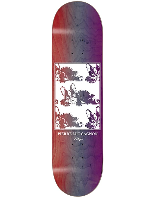Darkstar x Joe King PLG Skateboard Deck - 8.25""
