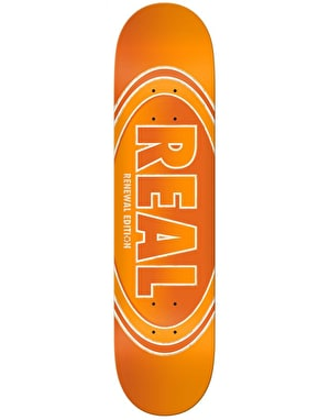Real Crossfade Skateboard Deck - 7.75