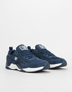 DC E.Tribeka Skate Shoes - Navy