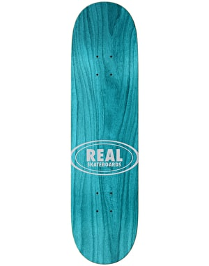 Real Ishod Cut & Paste Pro Oval Skateboard Deck - 8.5