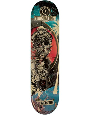 Foundation Merlino Nuclear Pro Deck - 8