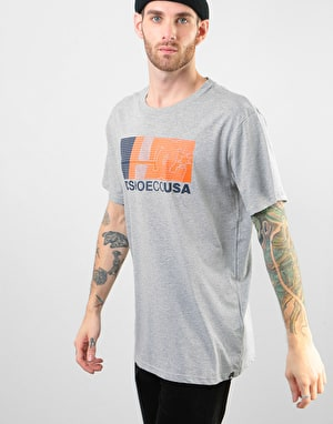 DC High Value T-Shirt - Grey Heather