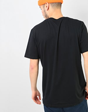 Volcom Stonar Waves DD T-Shirt - Black
