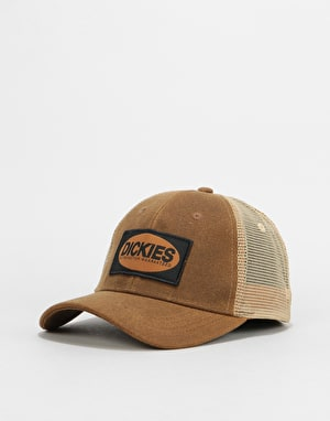 Dickies Jonesville Snapback Cap - Brown Duck
