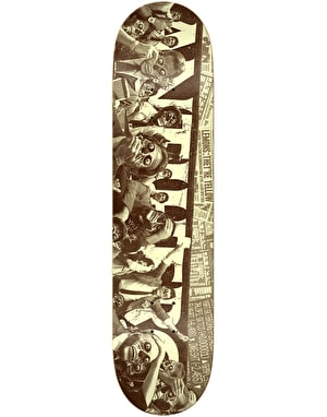 Anti Hero They Panic Skateboard Deck - 8.06