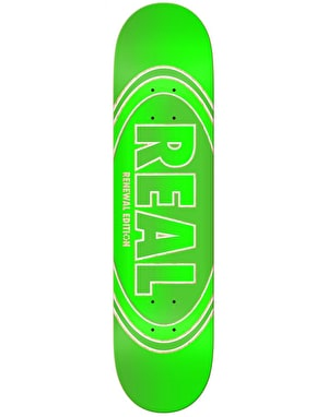 Real Crossfade Skateboard Deck - 8.06