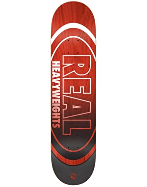 Real Heavyweights Skateboard Deck - 8.5