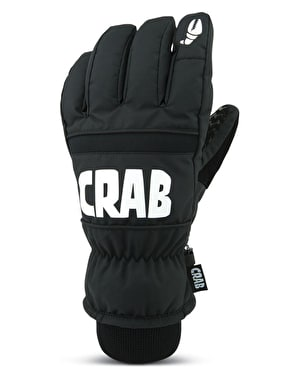 Crab Grab The Five 2019 Snowboard Gloves - Black