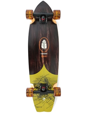 Arbor Sizzler Groundswell Cruiser - 8.625