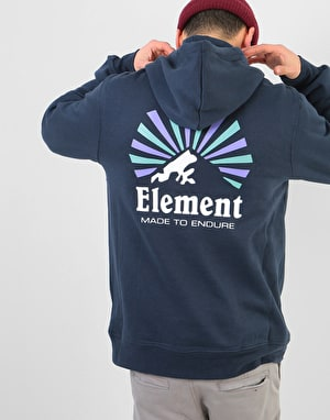 Element Rising Pullover Hoodie - Eclipse Navy