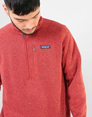 Patagonia Better Sweater® 1/4 Zip - New Adobe