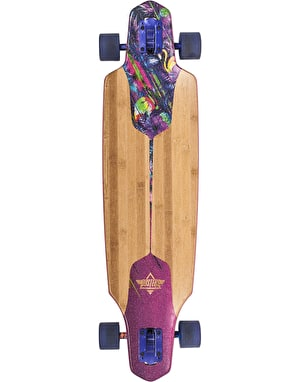 Dusters Channel Tripycal Drop Through Longboard - 38