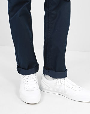 DC Worker Straight Chino - Dark Indigo