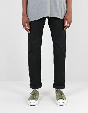 DC Worker Slim Chino - Black