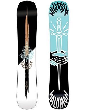 Salomon Assassin 2019 Snowboard - 153cm