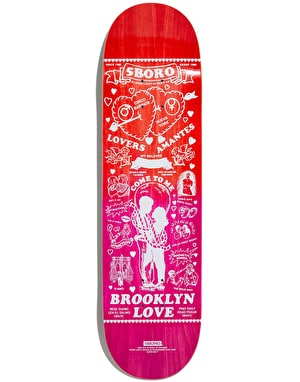 5Boro Lucky Brooklyn Skateboard Deck - 8