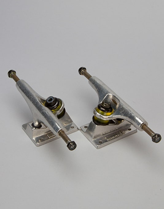Thunder 147 High Trucks - Silver (Pair)