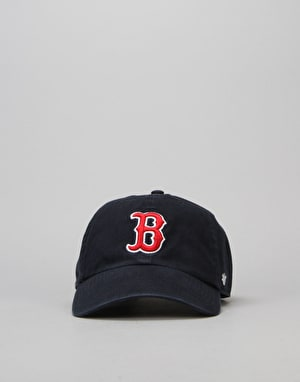 '47 Brand MLB Boston Red Sox Clean Up Cap - Navy