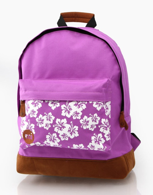 Mi-Pac Aloha Backpack - Purple