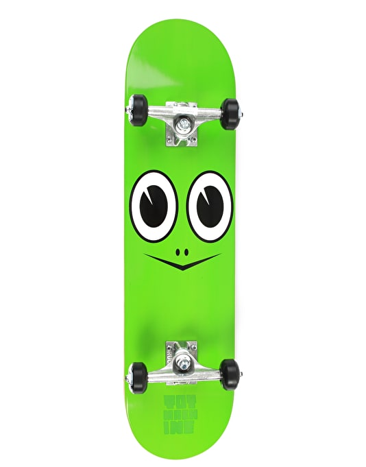 Toy Machine Turtle Face Complete Skateboard - 7.75""