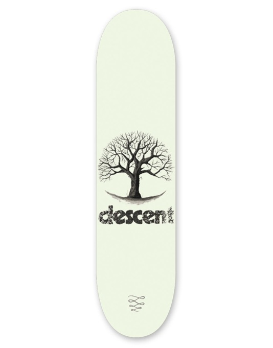 Descent Seasonal Winter Team Deck - 8.5""