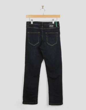 Route One Slim Fit Boys Jeans - Indigo