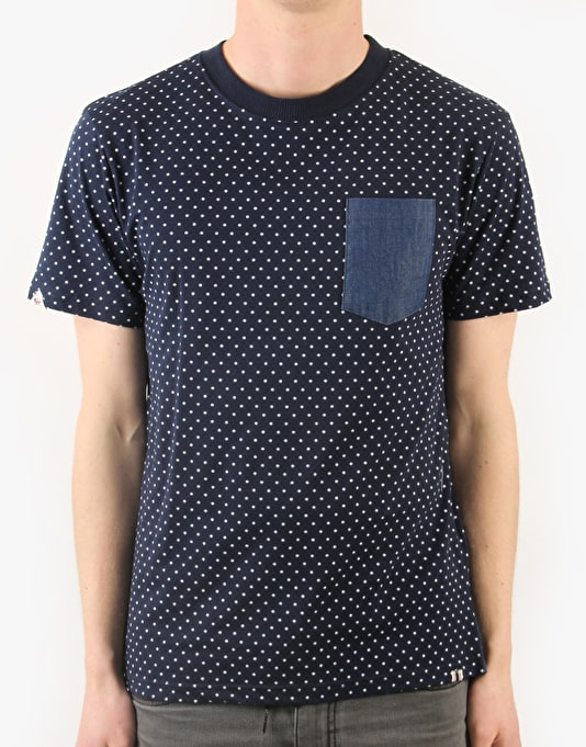 Bellfield Nero T-Shirt